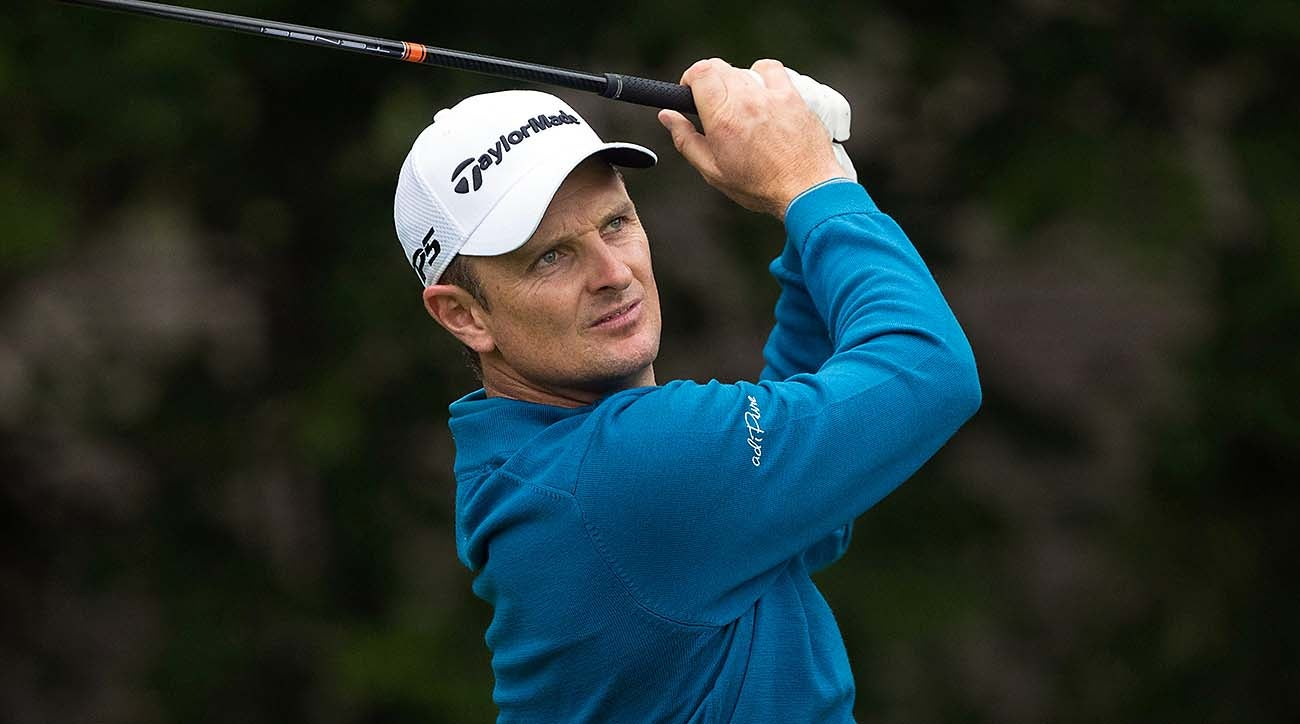 The Next No 1 Rose Grabs One Shot Lead At Bmw