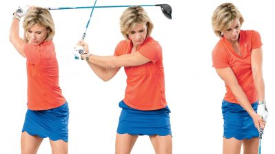 Own the tee box! Try these three moves for more yards
