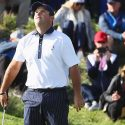 Patrick Reed, Saturday, 2018 Ryder Cup