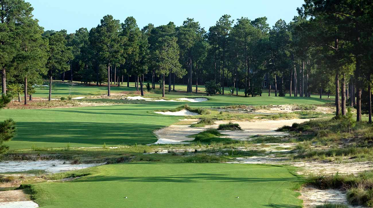 Pinehurst No. 4 golf course
