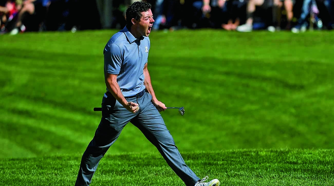 2016 Ryder Cup, Rory McIlroy