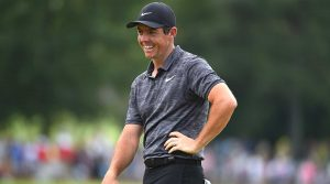 Rory McIlroy, Saturday, Tour Championship