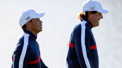 Phil on potential pairing with Tiger: 'We'd both welcome it'