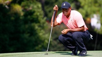 Playing with the lead: 5 things to watch for in Tiger Woods's second round at the Tour Championship