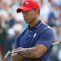 Tiger Woods, Sunday, 2018 Ryder Cup
