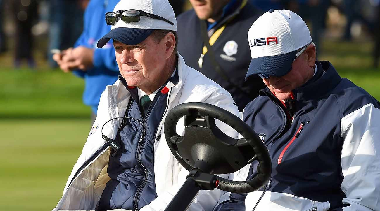 Tom Watson, 2014 Ryder Cup