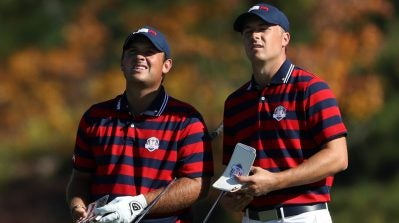 Tiger and Spieth! DJ and Bryson! A stats guru reveals the optimal Ryder Cup foursome pairings