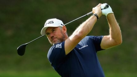 Lee Westwood is currently ranked 125th in the world.