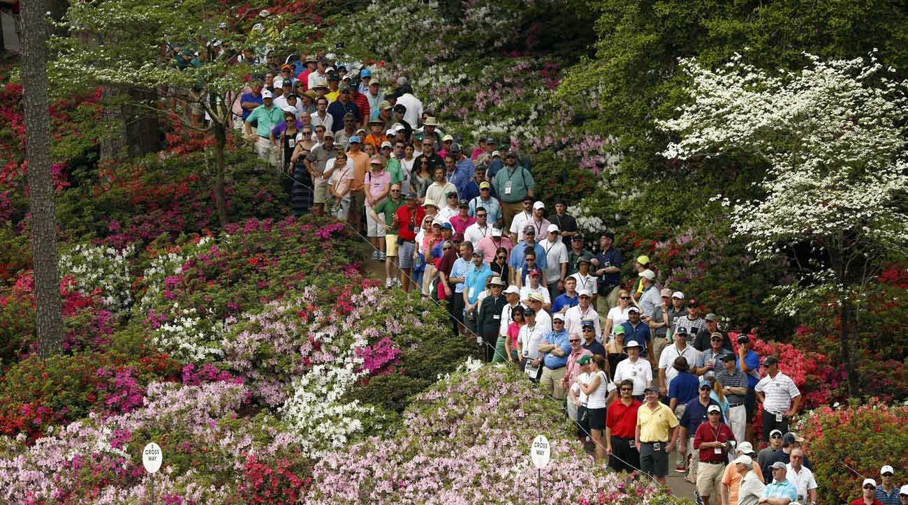 Augusta National Women's Amateur tickets are available via application.