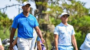 BMW Championship tee times feature a Tiger Woos and Rickie Fowler pairing.