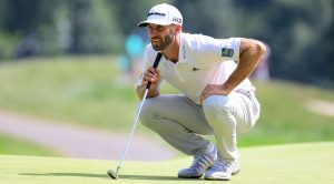 Dustin Johnson makes putting change at Ryder Cup