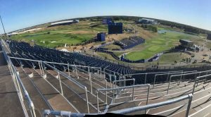 ryder cup first tee