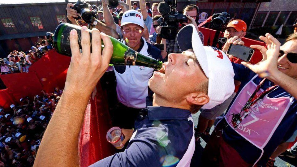 ryder cup victory