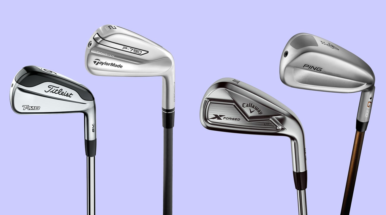 Controlled Aggression Driving Irons Combine Accuracy And Distance Like Never Before