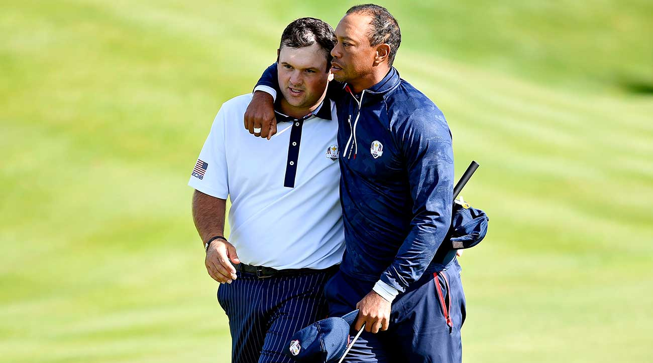 patrick reed may look lost but the ryder cup madman we