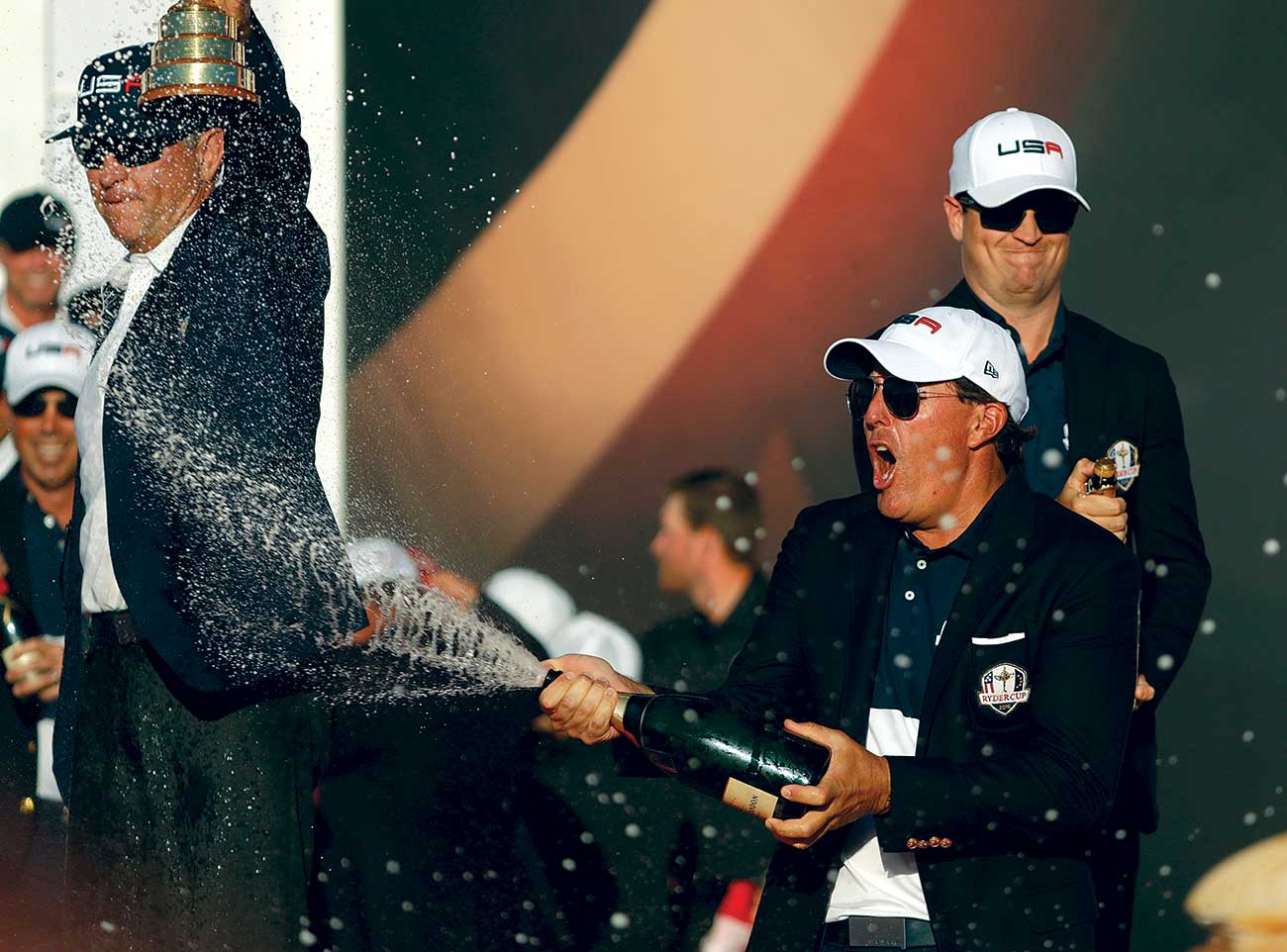 Phil Mickelson Hazeltine Ryder Cup