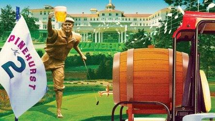 Pinehust golf