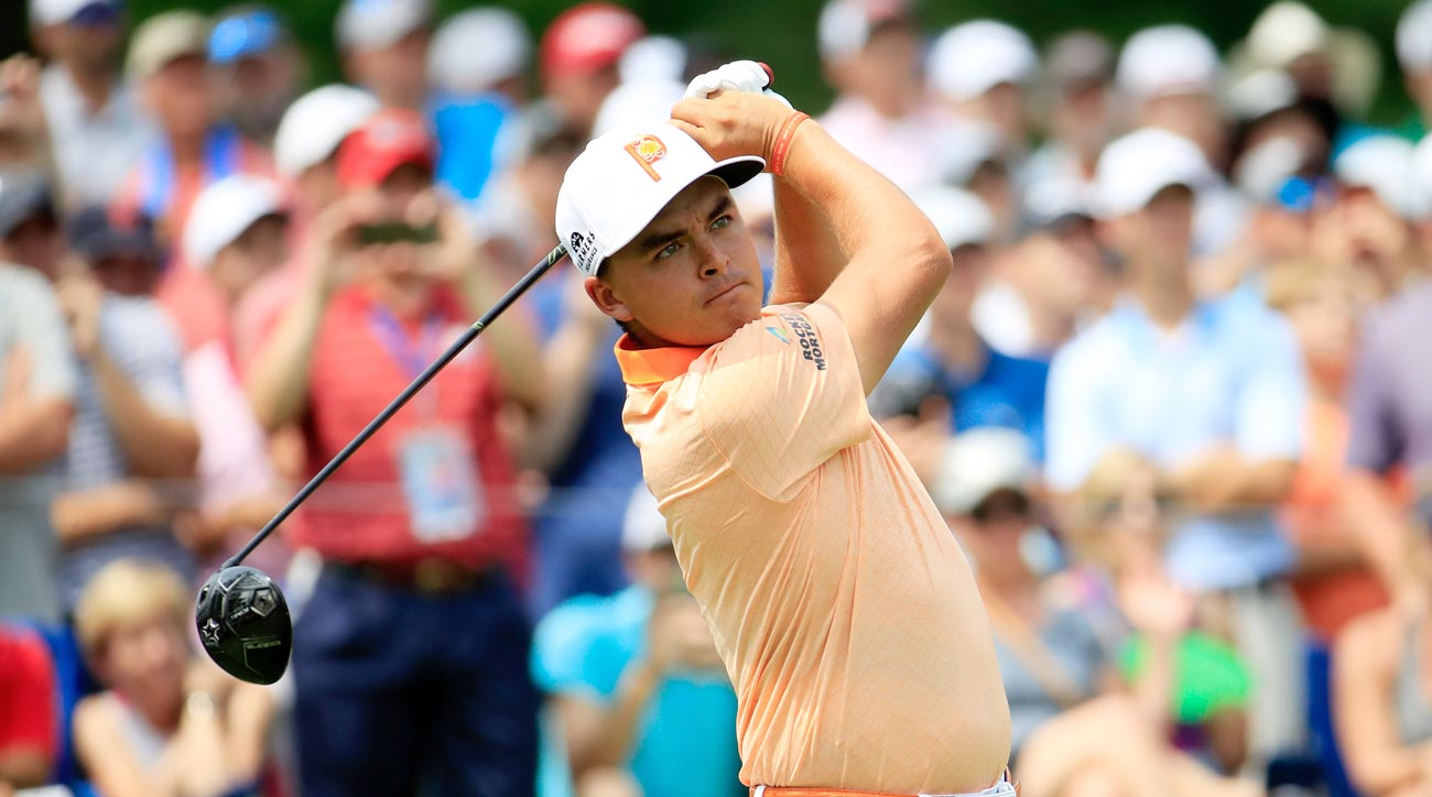 Rickie Fowler will make his return from injury at the 2018 BMW Championship.