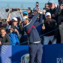 2018 Ryder Cup pairings and tee times for Friday including Tiger Woods