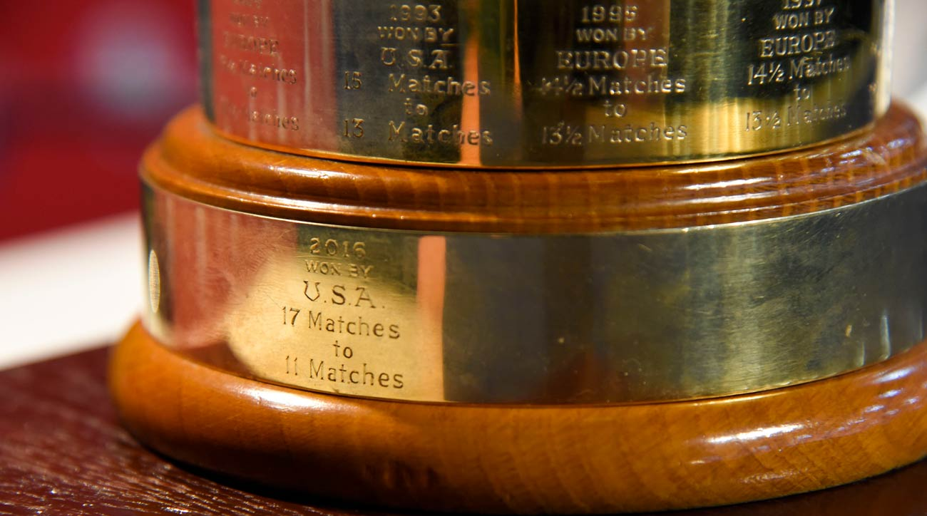 Find a full Ryder Cup TV schedule here.