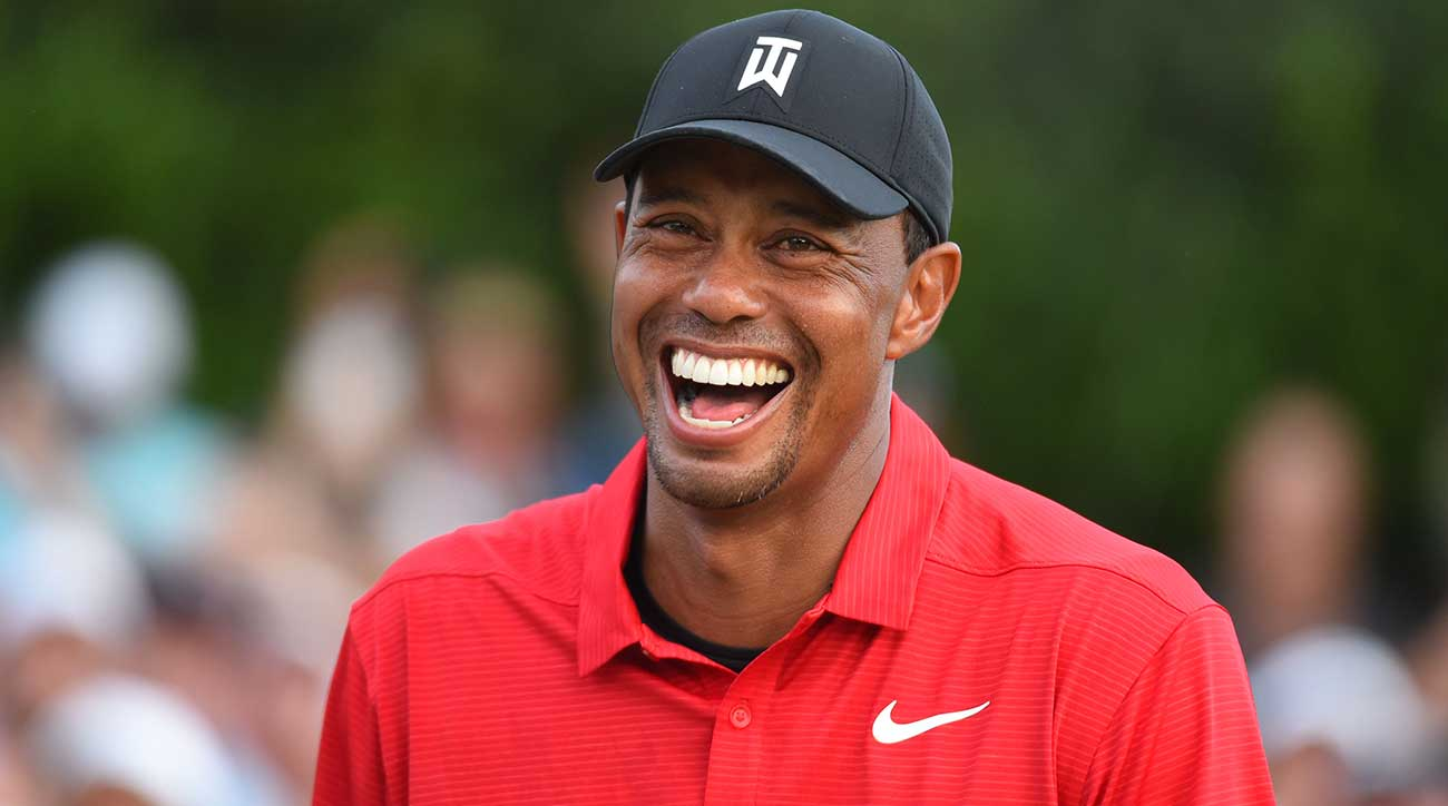 Tiger Woods Tour Confidential