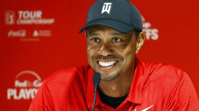 Tiger Woods vaults to No. 13 in World Ranking after East Lake victory