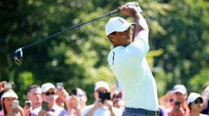 Tiger Woods BMW Championship