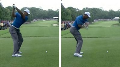 How'd he do that? The secret to Tiger's winning swing, according to our Top 100 Teachers