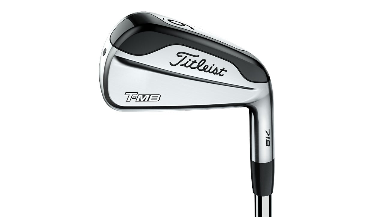 The Titleist 718 T-MB.