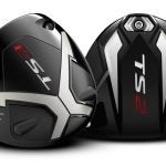 The new Titleist TS2 and TS3 drivers.