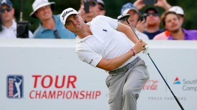 Viewer's guide: Tour Championship tee times, TV schedule, groupings and purse