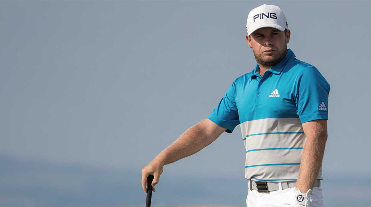 Tyrrell Hatton is among the rookies on the European squad.