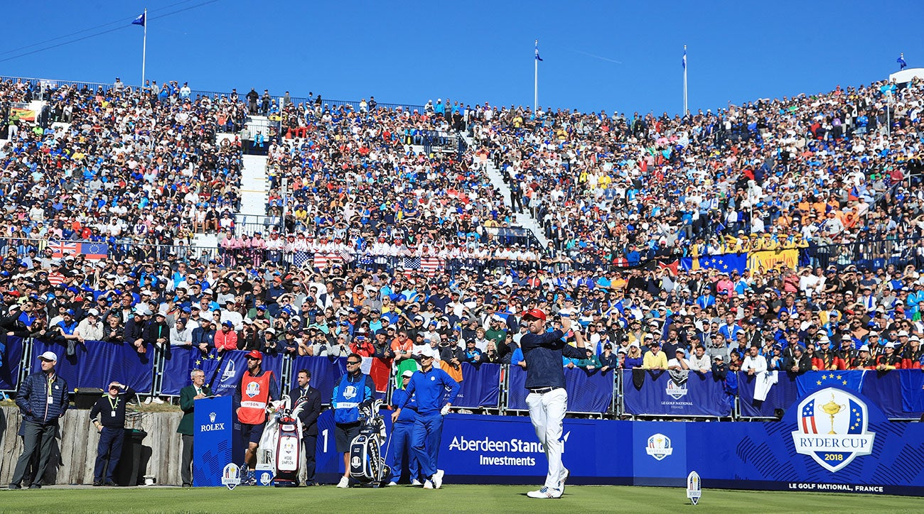 2018 ryder cup live blog  follow sunday u0026 39 s matches at le