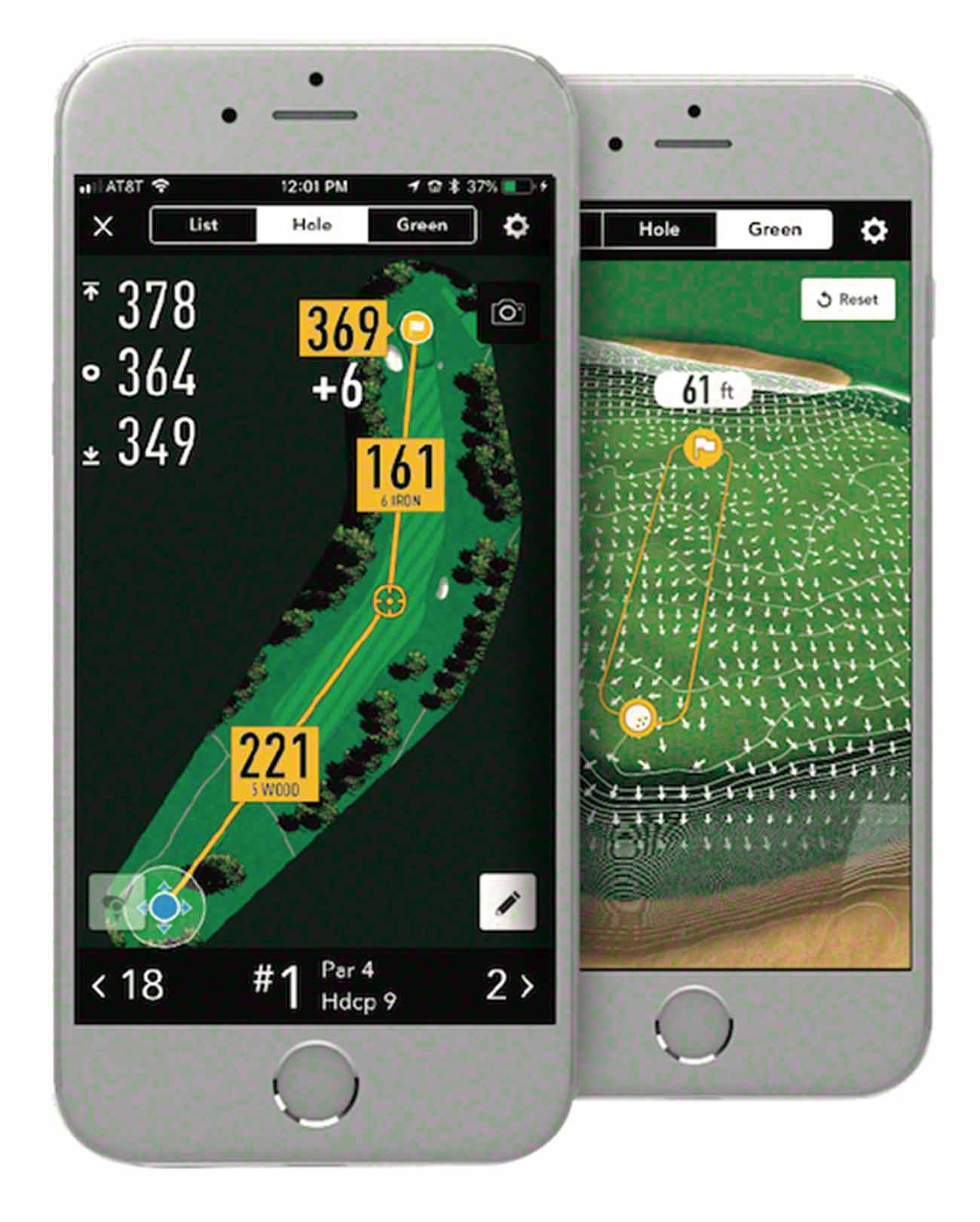 Four golf apps that take 'playing on your phone' to the next