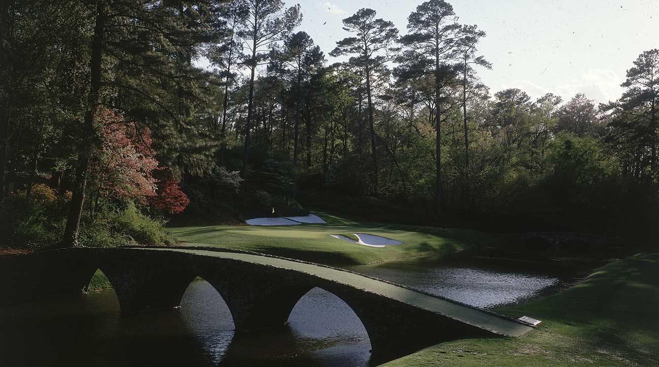 Some of our panelists viewed Augusta National as an overrated course.