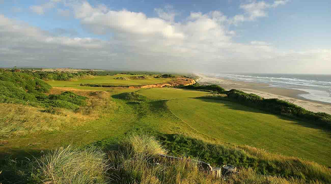 Bandon Dunes, Par 4 16th hole