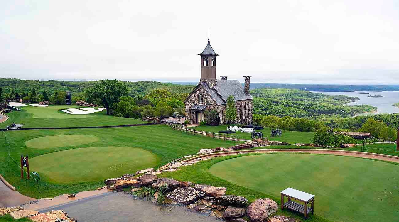 Big Cedar Lodge, 1st Hole