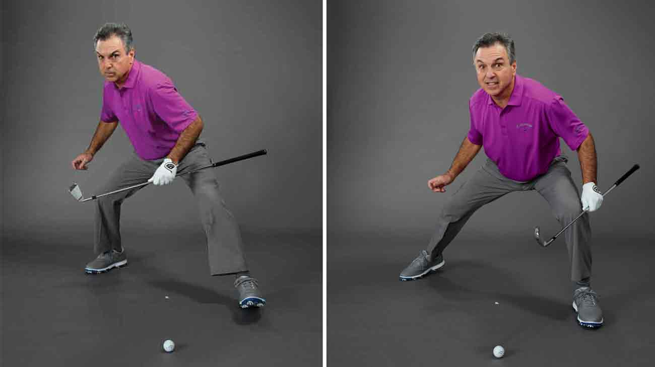 Shake and bake! How schoolyard dekes can recharge your downswing - Golf