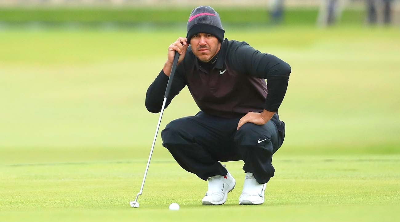 Alfred Dunhill Links Championship - Day Four, Brooks Koepka