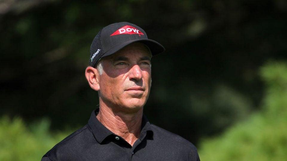 Corey Pavin PGA Tour Champions
