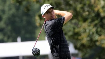 Aaron Wise PGA Tour Rookie of the Year