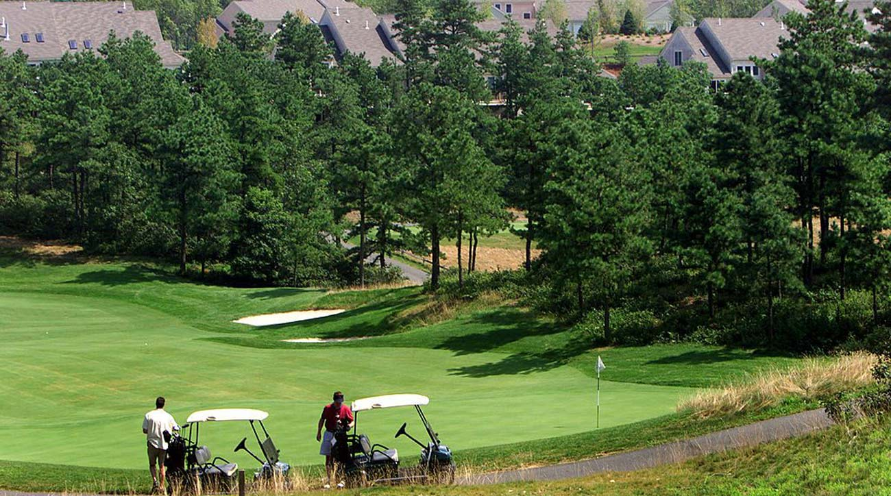 Pinehills Golf Plymouth, Mass.