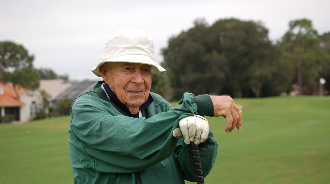 oldest pga of america member gus andreone dies at 107