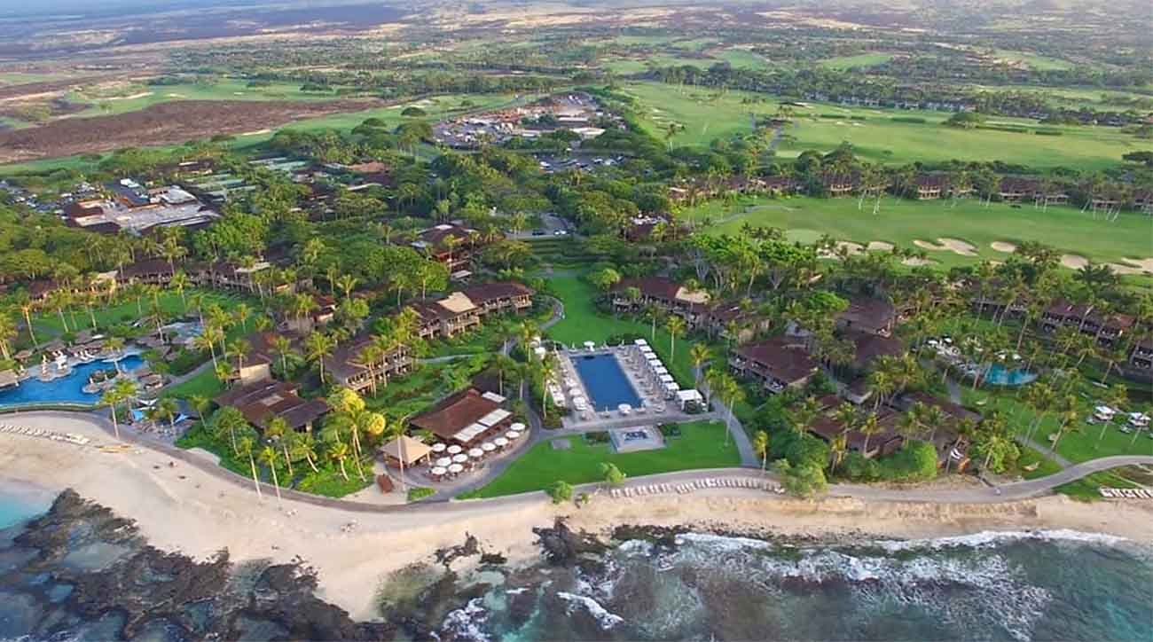 Hualalai Resort, Big Island, Hawaii