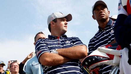 Patrick Reed Ryder Cup