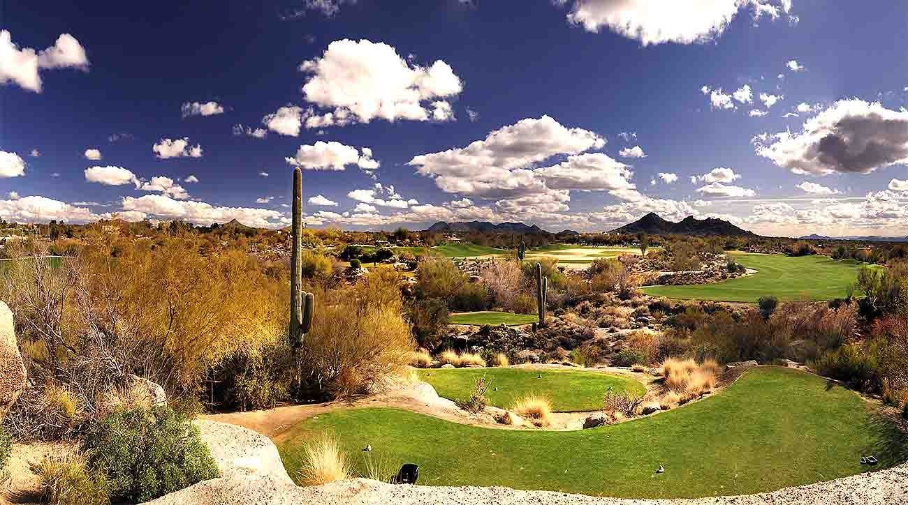 The Boulders Golf Resort