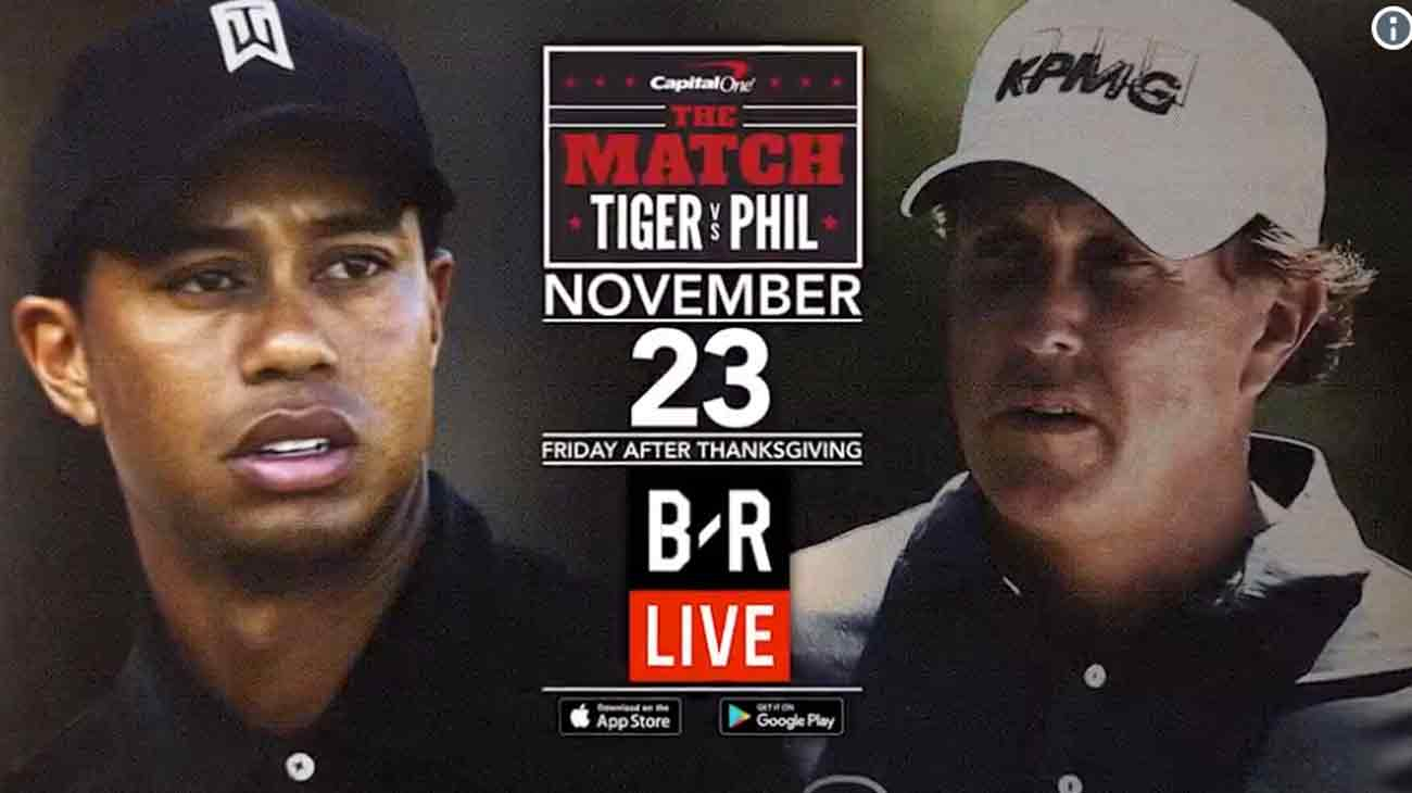 watch  tiger vs  phil hype continues with release of promo
