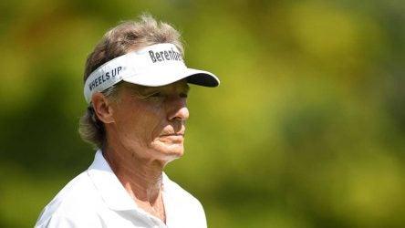 bernhard langer golf