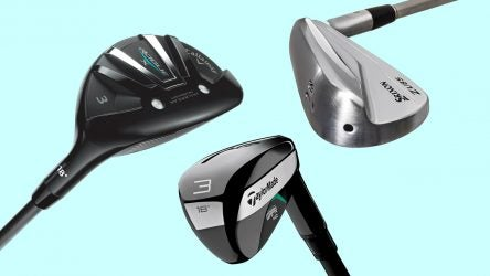 Read all about the best hybrid clubs from Callaway, Srixon and TaylorMade below.