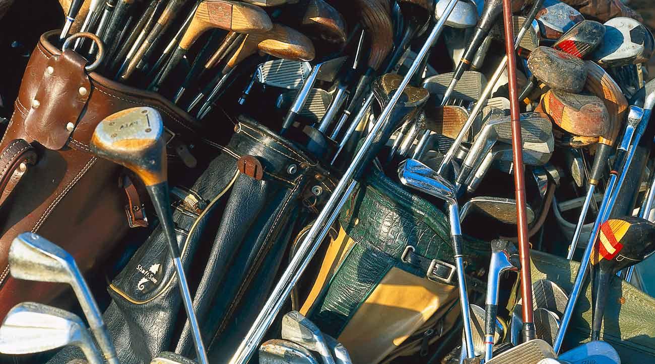 Should a beginner buy new or used golf clubs Yo, Gear Guy